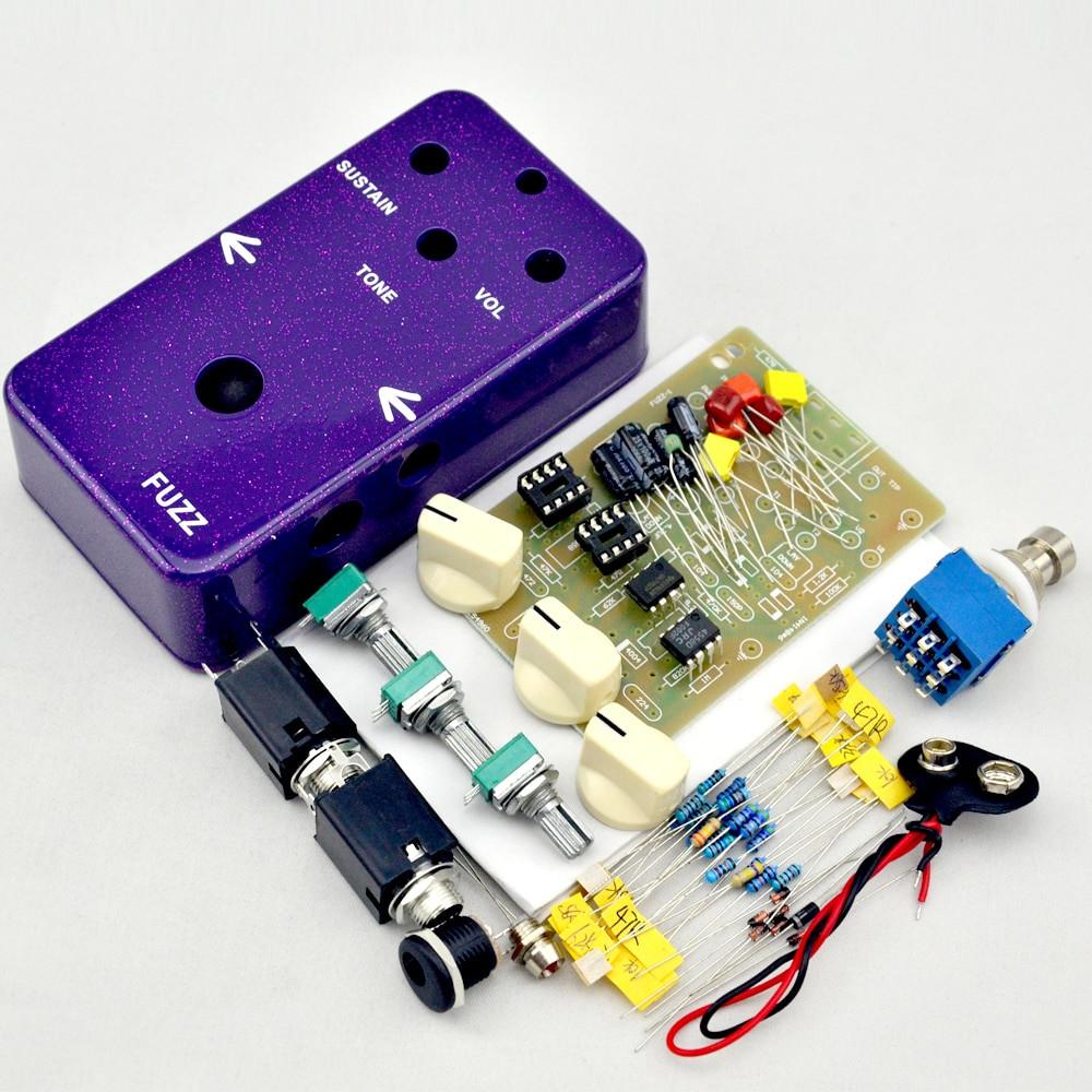 DIY Pedals Kits  Aliexpress Buy NEW DIY Fuzz& Distortion pedal kit