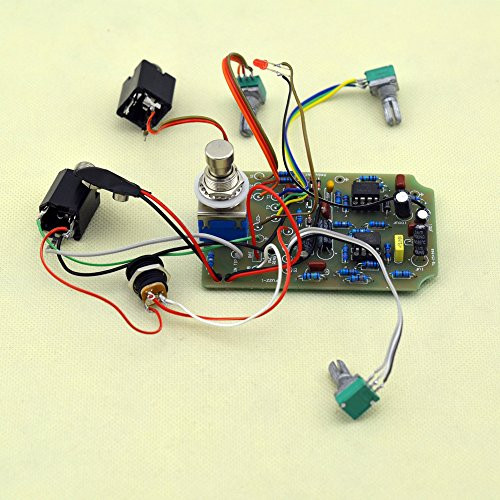 DIY Pedals Kits  Build your Fuzz Effects Pedal Kits DIY Electric Guitar