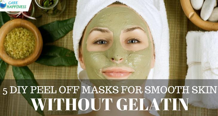 DIY Peel Mask  5 Best DIY Peel off Masks for Smooth Skin without Gelatin