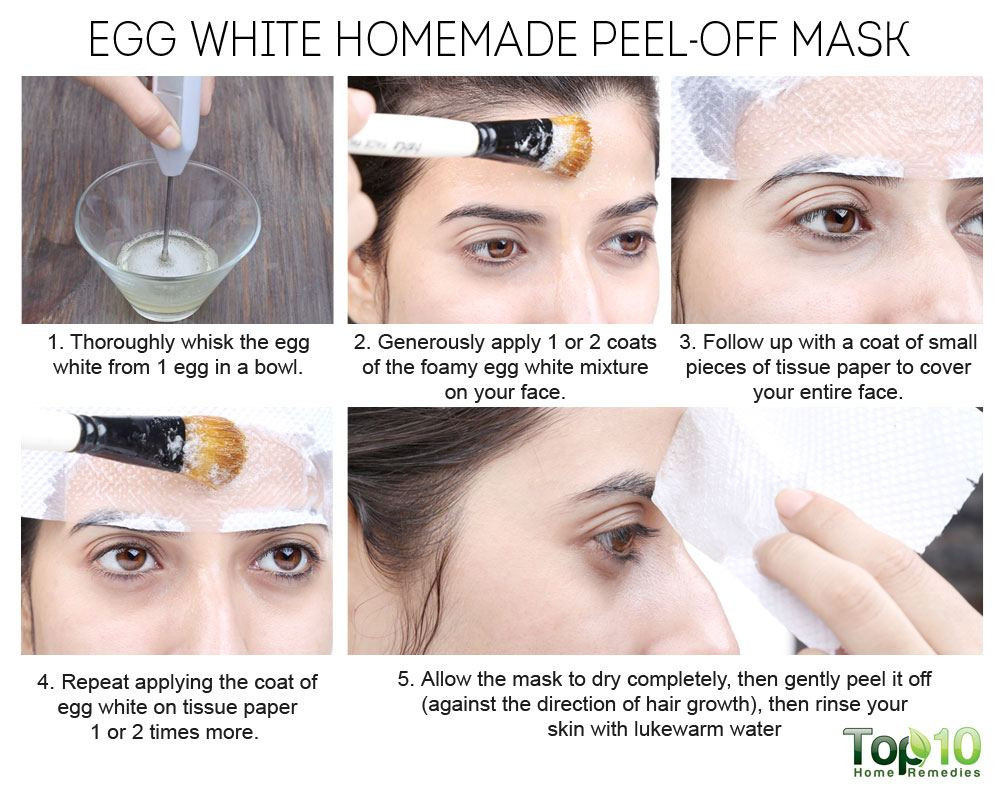DIY Peel Mask  Homemade Peel f Masks for Glowing Spotless Skin