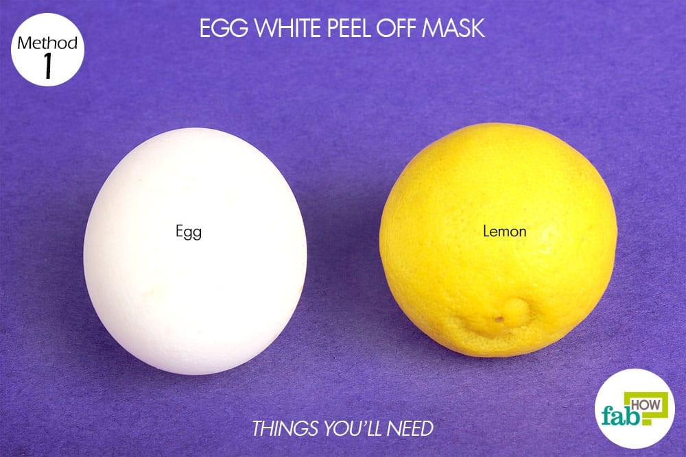 DIY Peel Off Face Mask Without Gelatin  5 Best DIY Peel f Facial Masks to Deep Clean Pores and