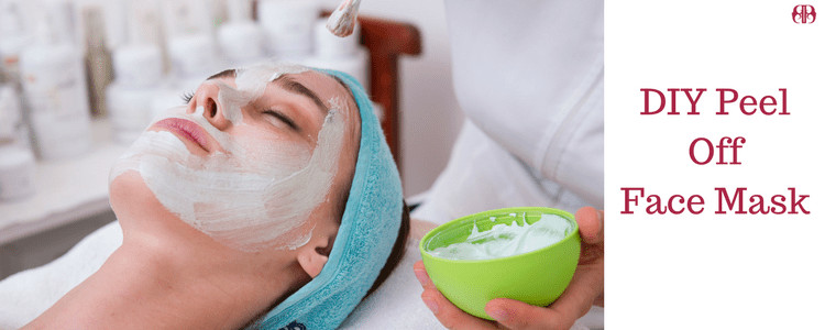 DIY Peel Off Face Masks  DIY Peel off face mask for facial with or without gelatin