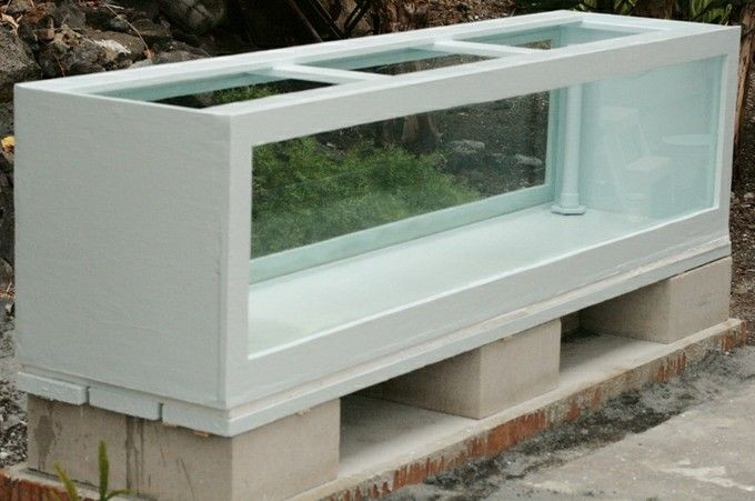 DIY Plywood Aquarium  Plywood aquarium Freshwater Pinterest