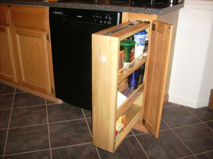 DIY Pull Out Spice Rack  Best 25 Pull Out Spice Rack ideas on Pinterest