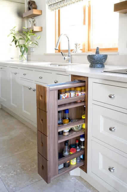 DIY Pull Out Spice Rack  Craftionary