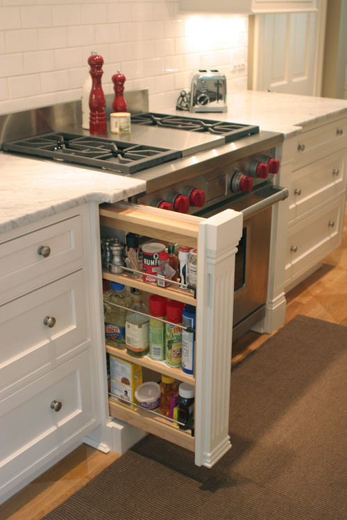 DIY Pull Out Spice Rack  Slide Out Spice Rack DIY Project WW