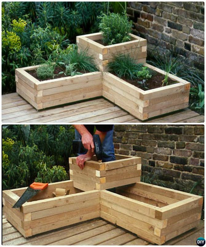 25 Best Diy Raised Garden Bed Plans - Home DIY Projects ...