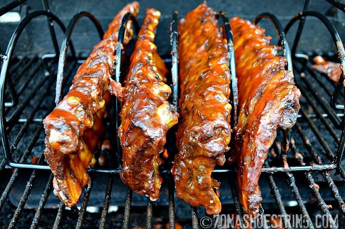 DIY Rib Rack  Easy Homemade Barbecue Sauce Recipe
