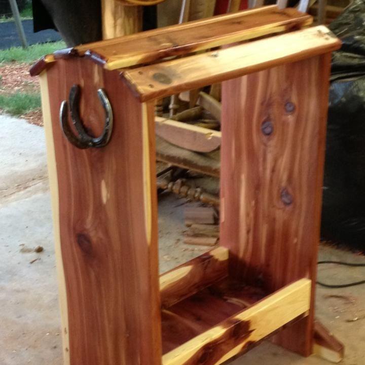 DIY Saddle Racks  25 best ideas about Saddle rack on Pinterest