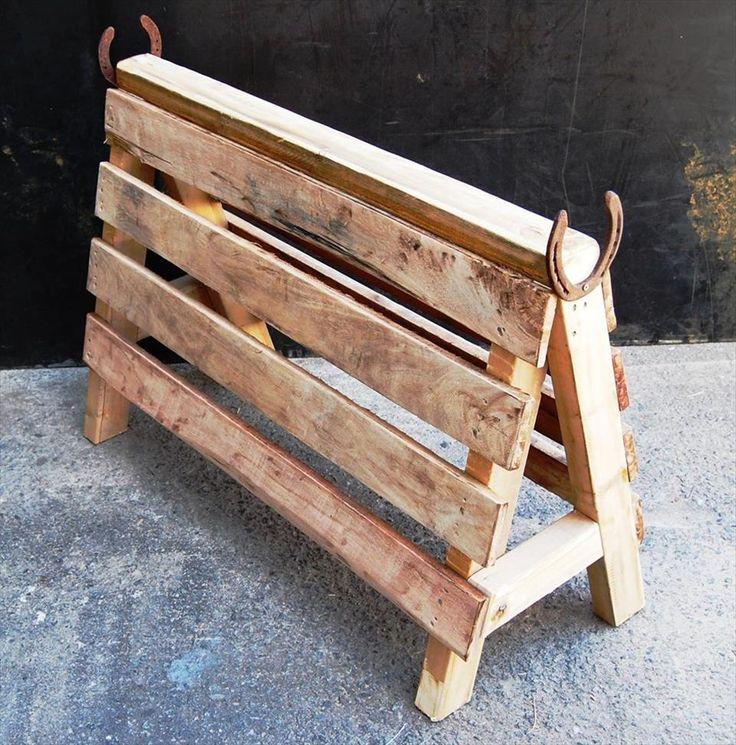 DIY Saddle Racks  The 25 best Saddle rack ideas on Pinterest