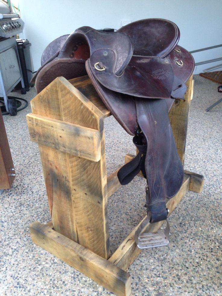 DIY Saddle Racks  Best 25 Saddle rack ideas on Pinterest