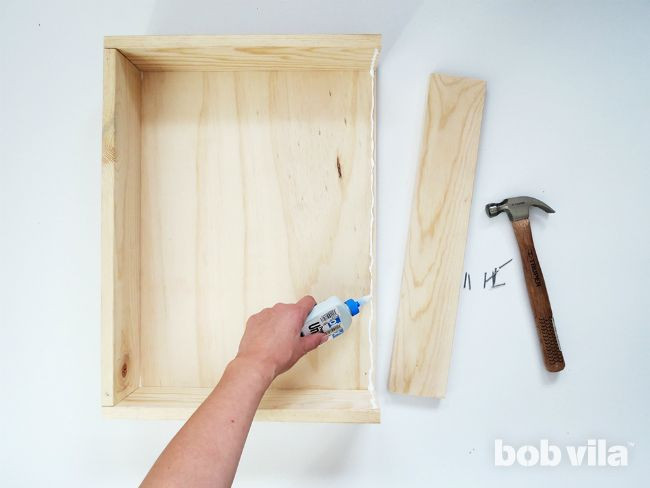 DIY Shadow Box Picture Frame  25 best ideas about Diy shadow box on Pinterest