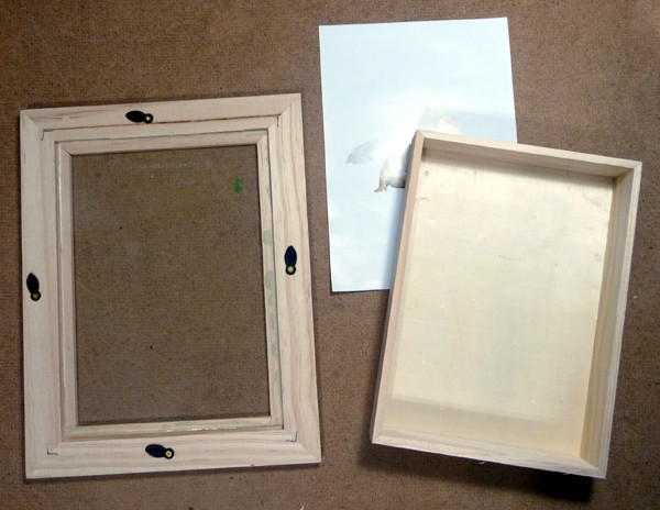 DIY Shadow Box Picture Frame  Creative Kids DIY Personalized Shadow Boxes