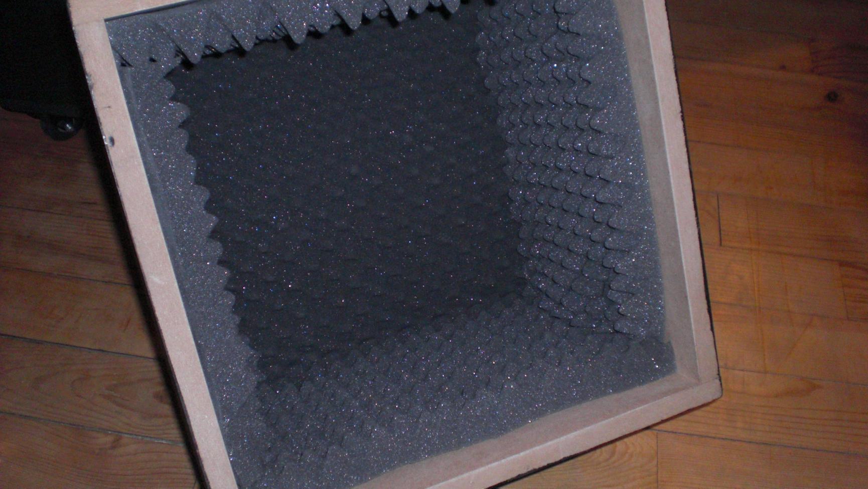 DIY Soundproof Box  Gearslutz Pro Audio munity View Single Post My DIY