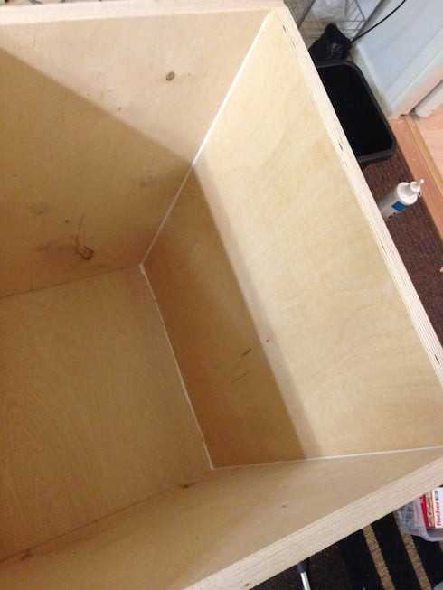 DIY Soundproof Box  DIY Soundproof box for noisy air pressors Nick Power