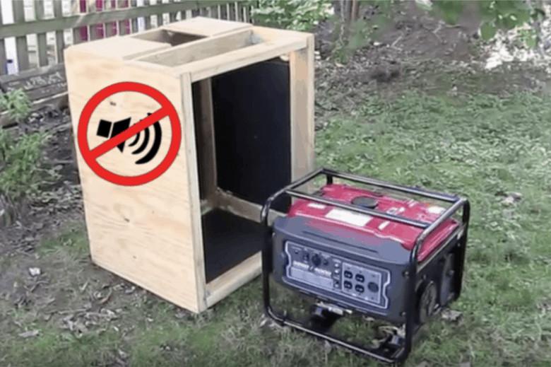 DIY Soundproof Box  DIY How to Build a Generator Soundproof Enclosure