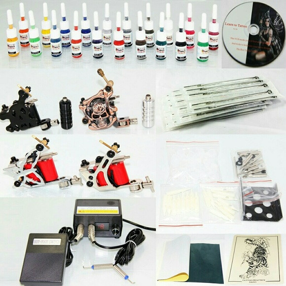 DIY Tattoo Kit  off V Power Other ? SALE DIY Tattoo Kit Never Used