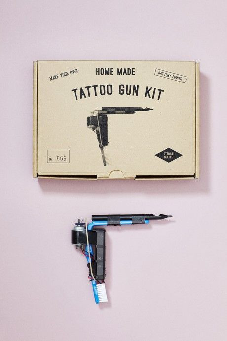 DIY Tattoo Kit  16 best TATTOO MACHINES images on Pinterest