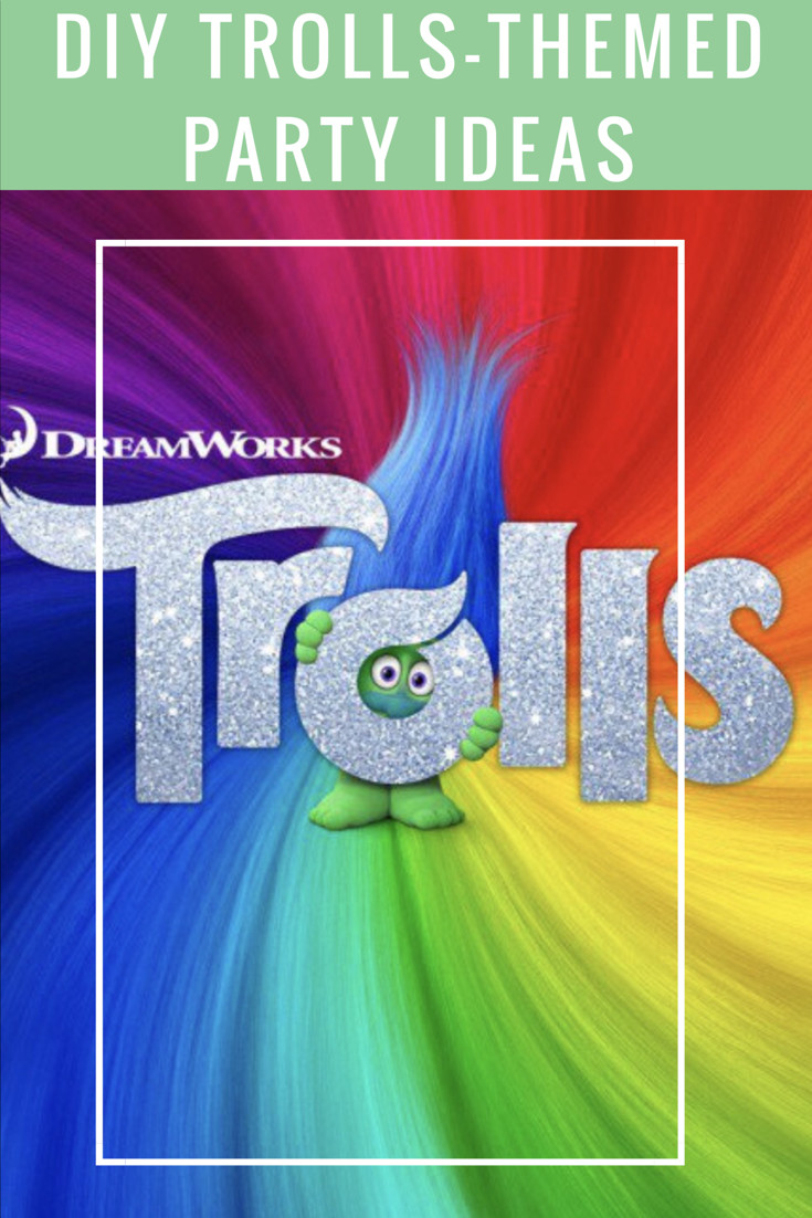 Diy Trolls Party Ideas  Diy trolls themed party ideas If you want to host your