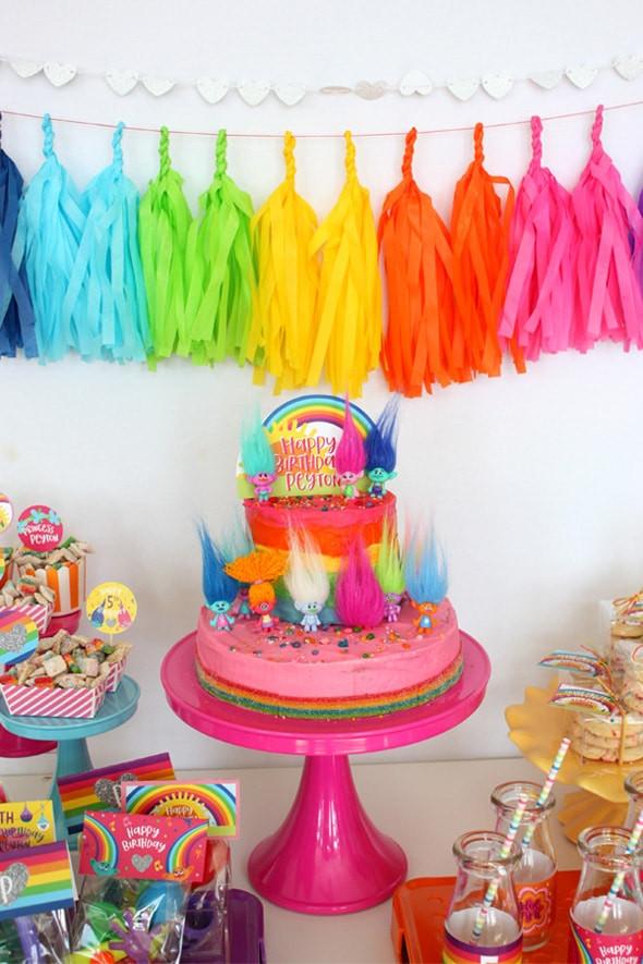 Diy Trolls Party Ideas  20 Terrific Trolls Party Ideas Pretty My Party