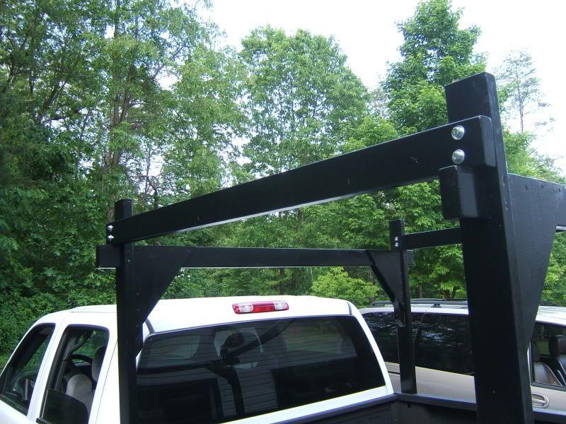 DIY Truck Rack  Woodalls Open Roads Forum General RVing Issues Homemade