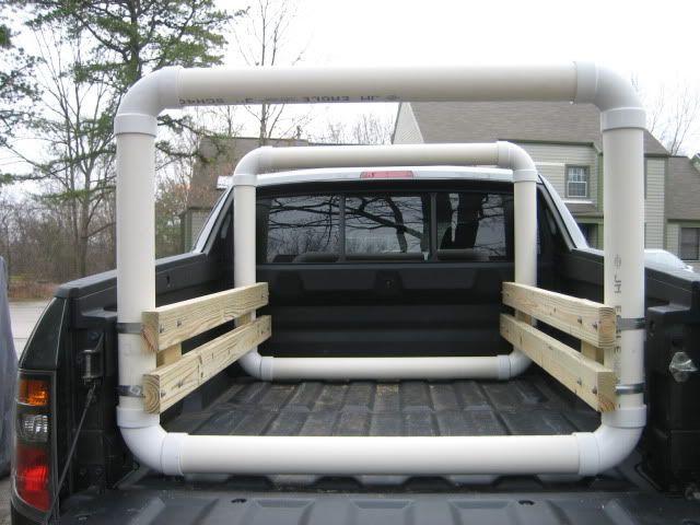 DIY Truck Rack  25 best ideas about Kayak rack for truck on Pinterest