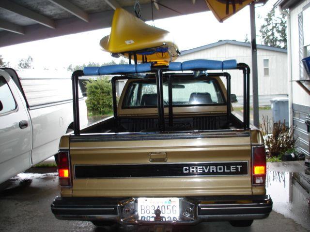 DIY Truck Rack  Best 25 Kayak truck rack ideas on Pinterest