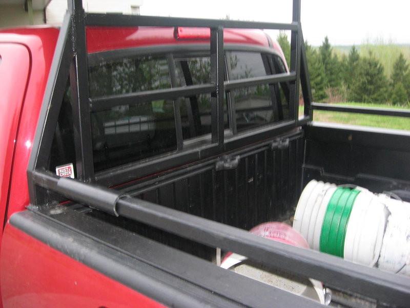DIY Truck Rack  Show us your homemade truck Racks