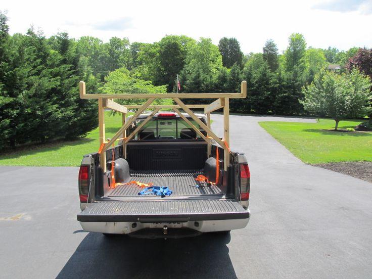 DIY Truck Rack  25 best ideas about Kayak truck rack on Pinterest