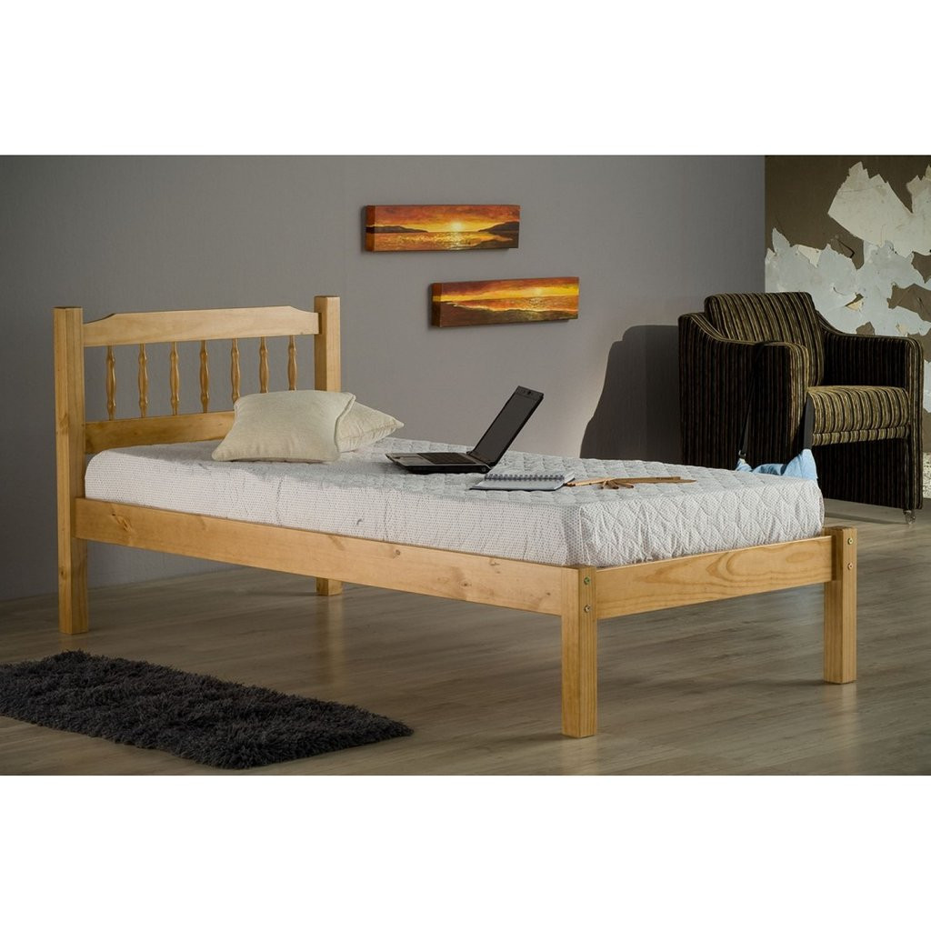 DIY Twin Bed Frame Plans  How To Build A Wood Twin Bed Frame – Loccie Better Homes