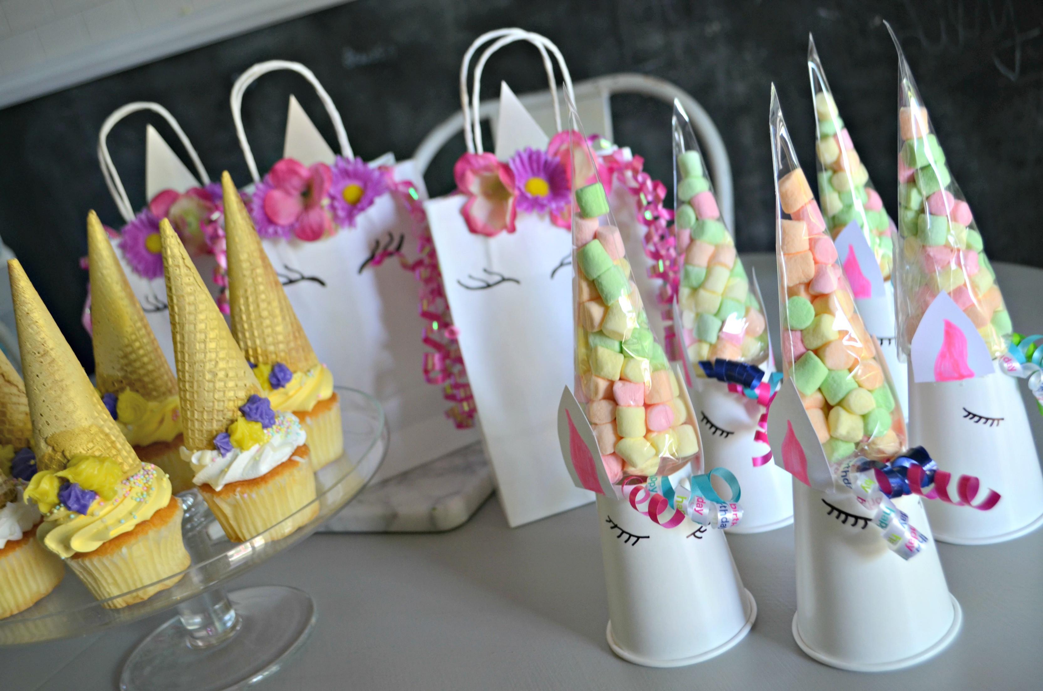 Diy Unicorn Party Ideas  Make These 3 Frugal Cute and Easy DIY Unicorn Birthday