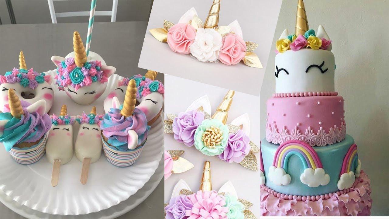 Diy Unicorn Party Ideas  Cutest Decor DIY Unicorns Birthday Party Decoration
