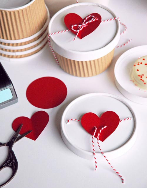 Diy Valentines Gift Ideas  7 Adorable DIY for Valentine's Day — Eatwell101