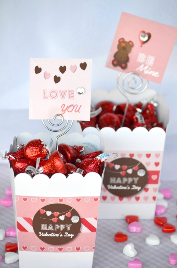 Diy Valentines Gift Ideas  24 Cute and Easy DIY Valentine's Day Gift Ideas Style