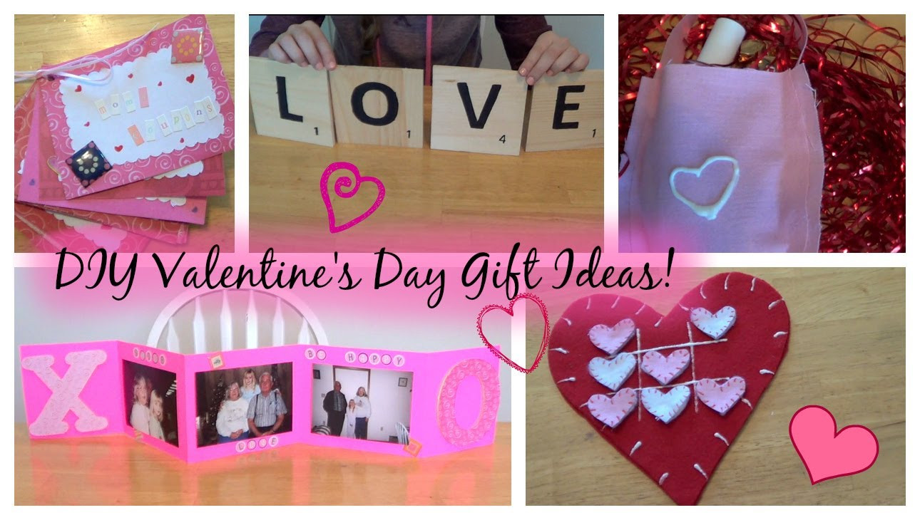 Diy Valentines Gift Ideas  Perfect Last Minute DIY Gifts for Valentine s Day