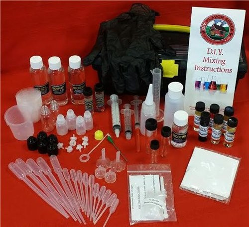 DIY Vape Juice Kit  DIY FS Vape E Juice Kit with Multiple Size Bottles