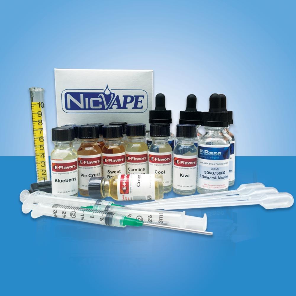 DIY Vape Juice Kits  E Liquid DIY Vaping Supplies