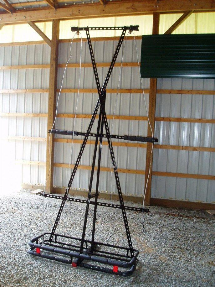 DIY Vertical Kayak Rack For Rv  Question on travel trailer size RV Dreams munity