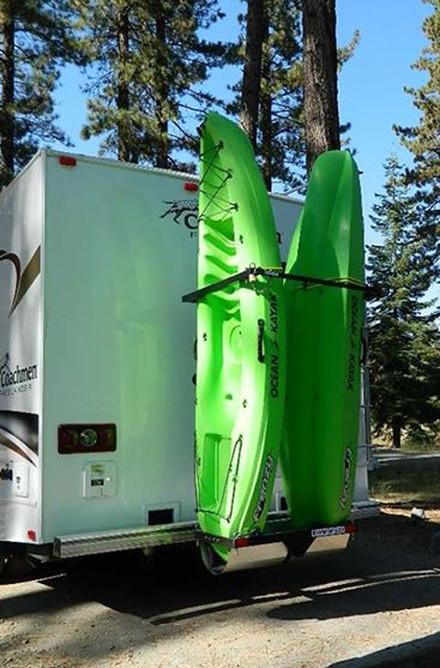 DIY Vertical Kayak Rack For Rv  Wel e To YAKUPS RVKAYAKRACKS The Original Vertical