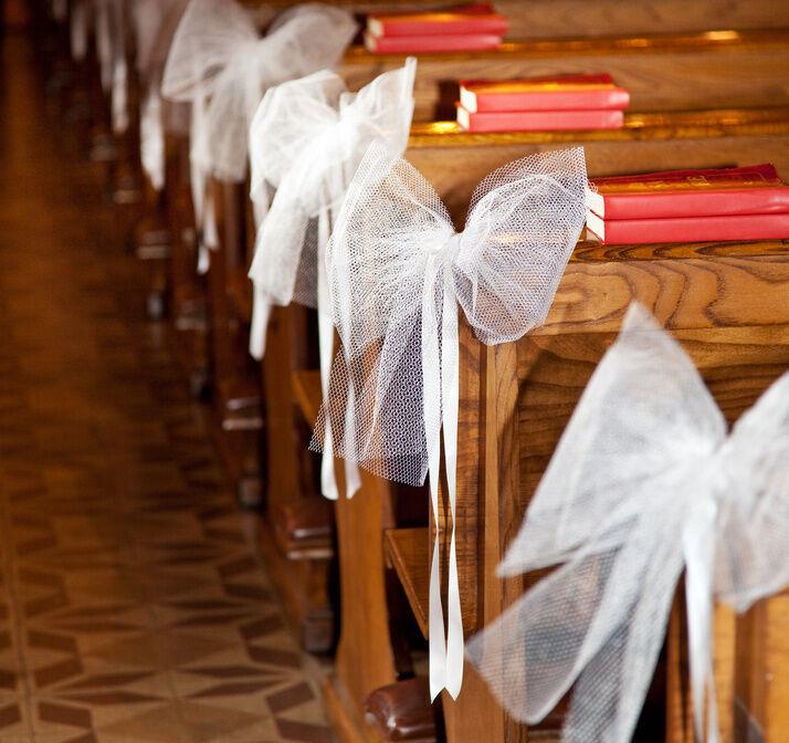 DIY Wedding Pew Decorations  How to Make DIY Church Pew Decorations