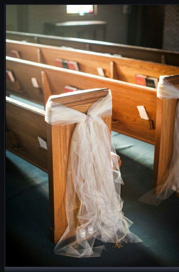 DIY Wedding Pew Decorations  25 Best Ideas about Wedding Pew Decorations on Pinterest