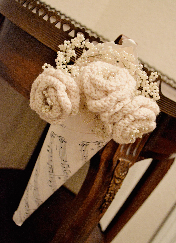 DIY Wedding Pew Decorations  Wedding Recap DIY Wedding Aisle Decorations Pew Cones