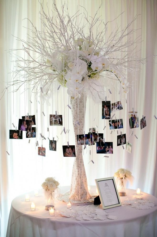 DIY Wedding Reception Decorations  26 Creative DIY Display Wedding Decor Ideas