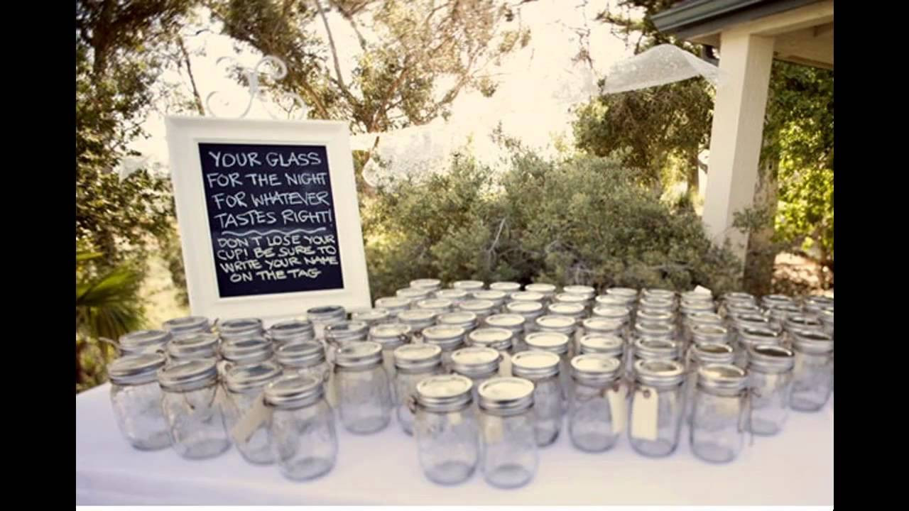 DIY Wedding Reception Decorations  Simple diy wedding reception decor ideas