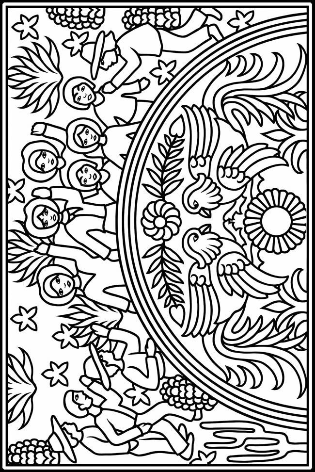 Dover Coloring Books For Adults  262 best Coloring Pages images on Pinterest