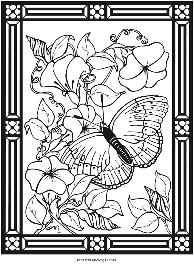 Dover Coloring Books For Adults  Best 25 Dover publications ideas on Pinterest