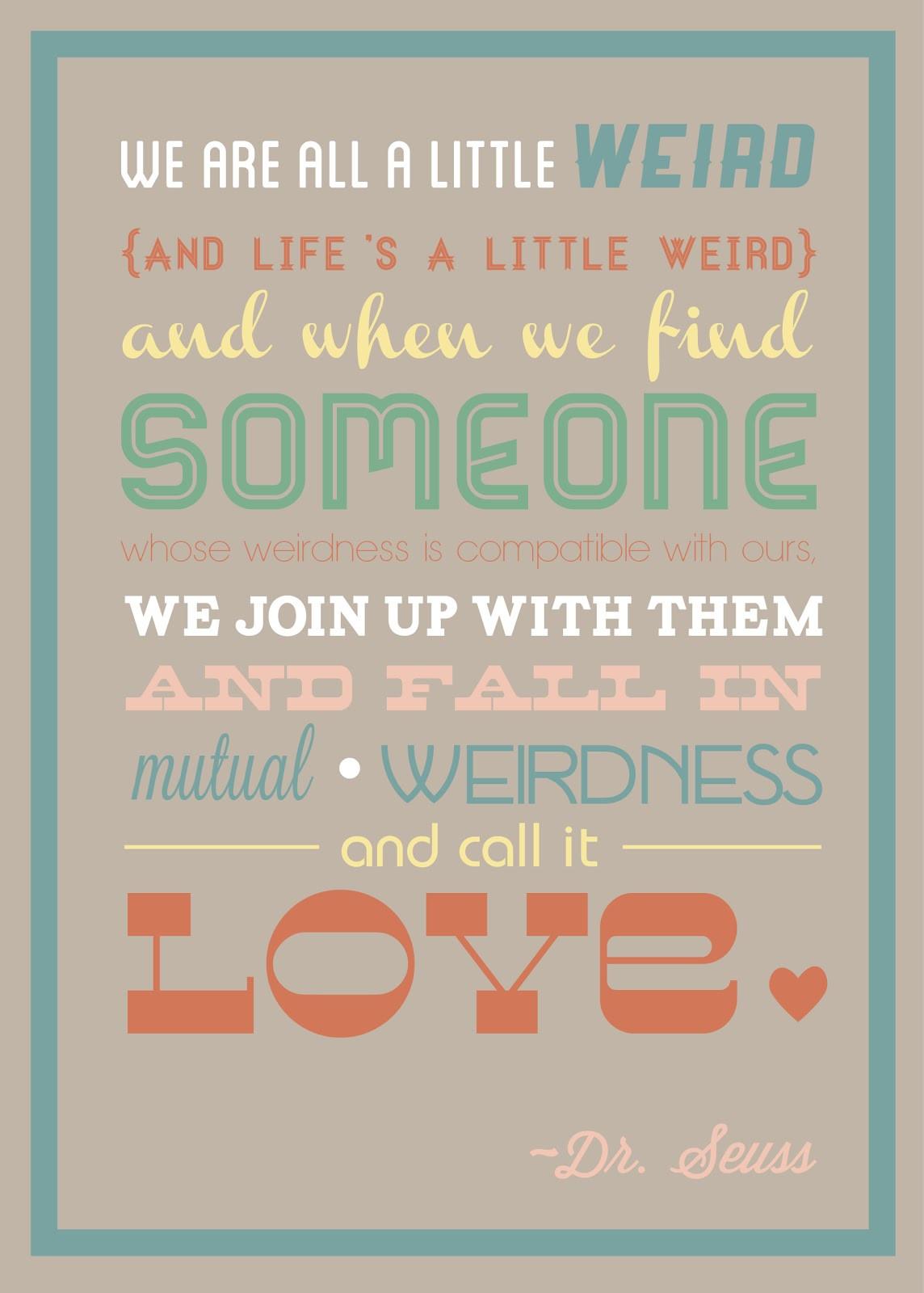 Dr. Seuss Birthday Quotes  Sam Bock Illustration & Design Happy Birthday Dr Seuss
