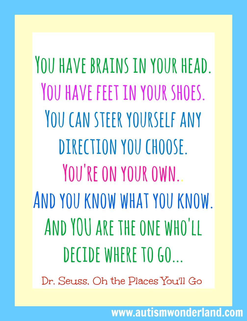 Dr. Seuss Birthday Quotes  Dr Seuss Birthday Quotes QuotesGram