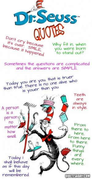 Dr Seuss Graduation Quotes  Dr Seuss Graduation Quotes Poems QuotesGram