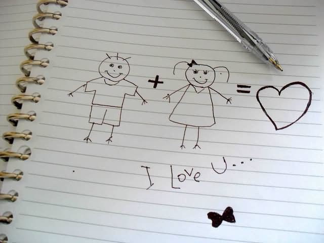Drawing Love Quotes  45 Most Funny Drawing All The Time